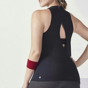 Fabletics Tinley Performance Open Back Tank Top